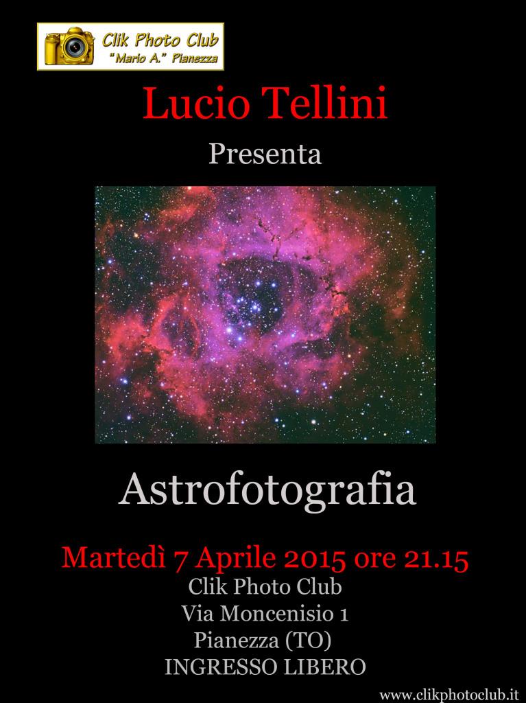 Martedì 7 Aprile 2015